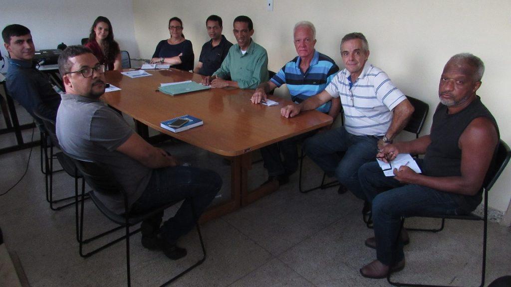 Apresentação dos estudos econômico-financeiros ao Conselho Municipal de Saneamento Básico de Nova Era